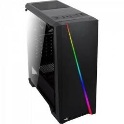 Gabinete Cylon RGB Led Mid Tower ATX Aerocool