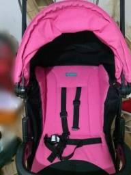 Carrinho Burigotto ecco pink