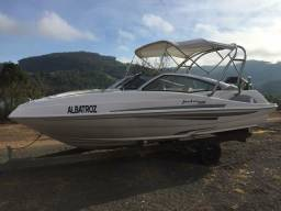 Lancha / barco Focker 200