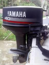 Motor popa yamaha 40hp 2T - 1998