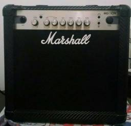 Amplificador Guitarra Marshall MG15CFR 15w