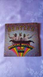 LP Compacto Beatles The Magical Mistery Tour 1967 Original
