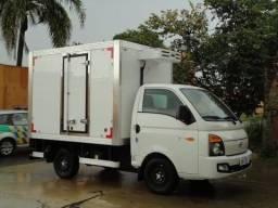 Aluga-se caminhão refrigerado/ frigorifico