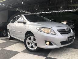 Toyota Corolla XLI 1.8 Automático/ ano 2010/ Impecável - 2010