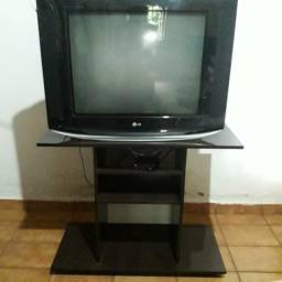 TV 29 Pol + Rack + Conversor digital