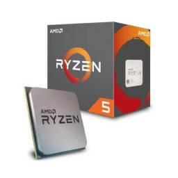 Computador Gamer Ryzen 5 2600/ Gigabyte Rx 560/ 16gb Ram XPG Adata/ SSD 120gb/ Hd 860gb