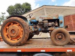 Trator Fordson major 1958 + implementos