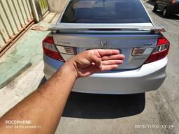 Honda Civic 2015 lxs 1.8 completo - 2015
