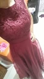 Vestido de festa por 300