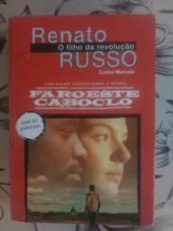 Livro RENATO RUSSO FAROESTE CABOCLO