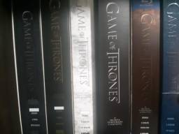 Coleção DVDs Game of Thrones 1 a 6 temporadas