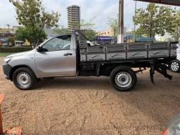 Hilux Cabine Simples 2.8 2017 - 2017