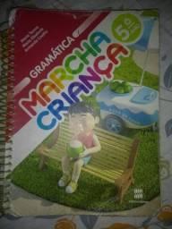 Gramática marcha criança 5° ano