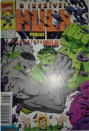 O Incrivel Hulk Ed. 133 - 1994 - 84 pg - 1994 - Revista em Quadrinhos AbrilMarvel