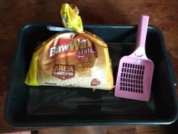 Caixa higiênica