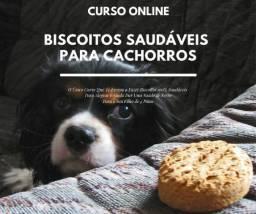 Biscoitos Saudáveis Para Cachorros - (Curso online)