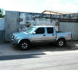 Nissan Frontier 2001 mais barata da OLX - 2001