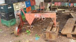 Arrancador de batata para trator, implementos agricola