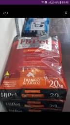 Ração Hipet Premium