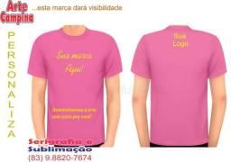 Camisas Personalizadas e Fardamentos em Sublimação e Serigrafia