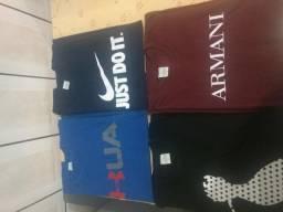 Camisas M e GG