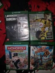 Vendo Ou troco Xbox one