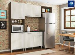 Cozinha c/ Balcão com Paneleiro #Frete&MontagemGRÁTIS* #Garantia #Novo