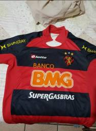 Camisa Sport Recife Lotto