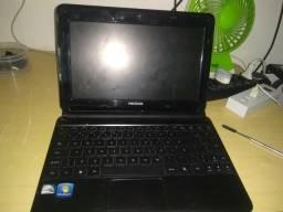 Netbook para retirar peças ou ajeitar placa