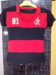 Blusa Do Flamengo P