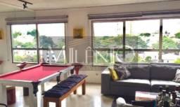 Apartamento à venda com 1 dormitórios em Campo belo, São paulo cod:AP16262