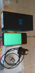 S8 64gb display quebrado.leia