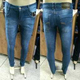 109fe5b09c Calça Jeans Masculina Skinny com Elastano