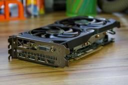 Placa de vídeo XFX Radeon RX 470 4GB 256bits Black Edition comprar usado  Betim