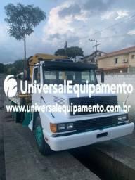 Caminhão Mercedes benz - L1418 E - 1995_ munck madal modelo 20.605 comprar usado  São Paulo