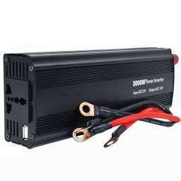 Inversor de Voltagem Tensão 2000w 12v Para 110v Transformador Conversor comprar usado  Belo Horizonte