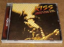 KISS - CD Live Memphis 1974