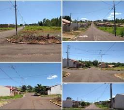 Terreno esquina quitado 240 metros 16 mil Pérola no Paraná