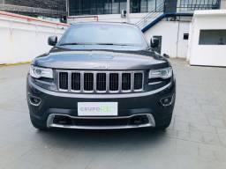 Jeep Gran Cherokee LTD Diesel 2015 Blindado