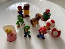 Coleção Super Mario Bros 2014 - Mc Donalds