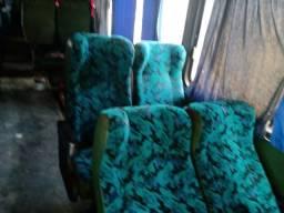 Bancada Do Ônibus Marcopolo