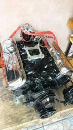 Vendo motor v8 454 7.4 l comprar usado  São Bernardo do Campo