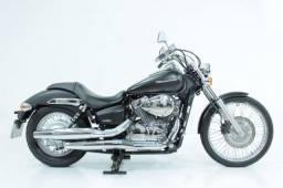 HONDA SHADOW 750 CINZA - 2013