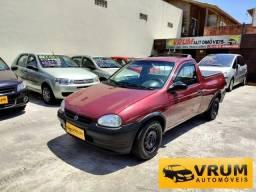 GM Corsa 1.6 Pickup c/ GNV - Ano 1996 - 1996