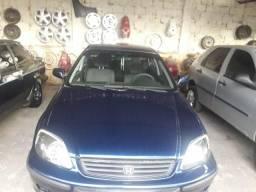 Vendo Honda Civic Ano 2000(SOMENTE VENDA) - 2000