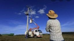 Rede rural, transformadores trifásico e monofasico