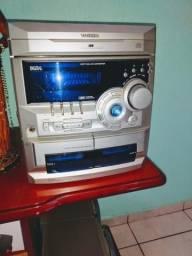 Vendo aparelho de som antigo