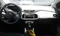 GM - Chevrolet Onix Hatch Joy 1.0 8V Flex 5p Mec. - Prata - 2019