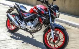 Motos Honda CB 250f Twister cbs