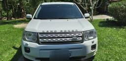 Land Rover Freelander 2 S Diesel 2011 Branca Revisada - SUV -Conforto e Economia - 2011
